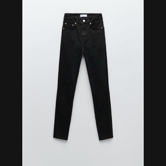 Zara Limitless Hi Rise Jeans